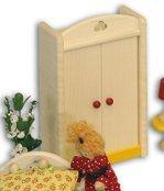 Rlke Holzspielzeug 22699 - Guardaroba Filius