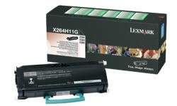 181380: Lexmark Black High Yield Return Program Toner Cartridge for X264/X363/X364 (9000 Pages Yield) (0X264H11G)