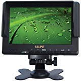 "Lilliput 667/S 7"" LED Field Monitor with 3G-SDI"