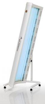 Sonnenhimmel Topaz 12 V mit Stativ Solarium