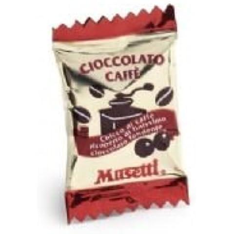 MUSETTI - CHICCO CAFFÈ RICOPERTO DI CIOCCOLATO
