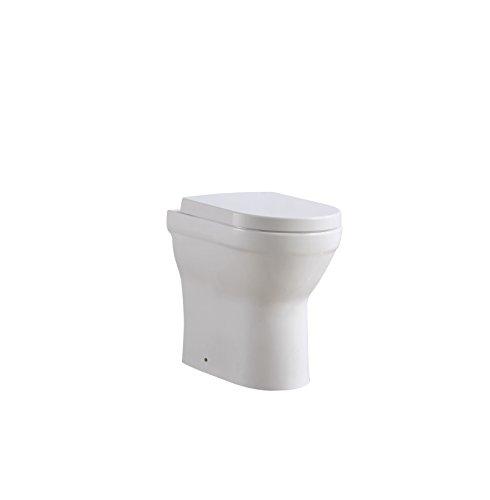 TrendLine Stand-Tiefspül-WC Kappa