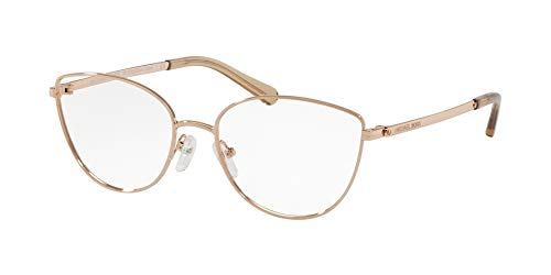 Ray-Ban Damen 0MK3030 Brillengestelle, Mehrfarbig (Shiny Rose Gold), 54