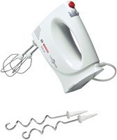 Bosch MFQ3010 Hand mixer 300W White mixer - mixers (Hand mixer, 1.4 m, 0.5 L, White, Plastic, Stainless steel)