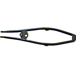 Rahmenobergurt - schwarz pulverbeschichtet - S50, S51, S70