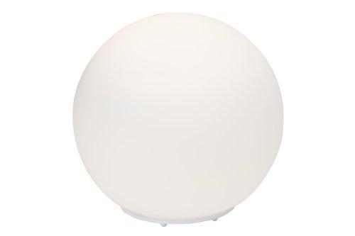 Brilliant Timo 60W Tischleuchte, klein, weiß, 51847/05 (Tischleuchte Weiß Kleine)