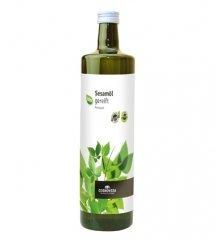 Bio Olio di Sesamo, gereift 1000ML Bottiglia di olio per massaggi CV
