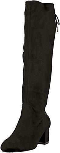 Tamaris Damen 25505-21 Hohe Stiefel, Schwarz (Black 1), 40 EU