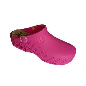 Dr. scholl clog evo fucsia scarpe professionali (mis. 41/42)