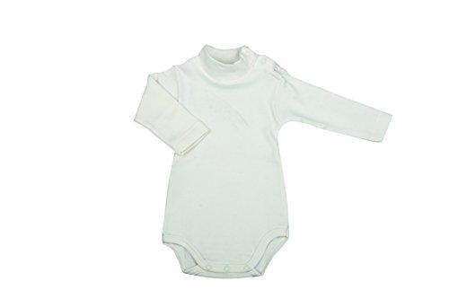 Le Fantasie Sono Assortite Possono variare con la Stagionalit/à Liabel Confezione da 3 Body Neonato NEONATA Manica Lunga Baby in Cotone Felpato Colore Bianco O Fantasia