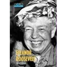 World Peacemakers - Eleanor Roosevelt by David Winner (2003-11-12)