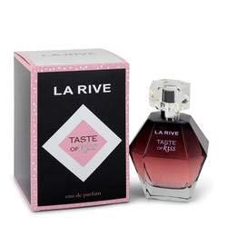 La Rive Taste Of Kiss Eau de Parfum Spray by La Rive - 3,3 oz - Kiss Parfum