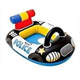 MOMAI Kiddie Police Car Water Float - (for 1+ Toddlers) for Fun,Enjoyment,Holidays,Picnic,Playing 59586