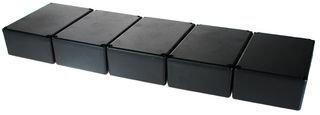 BIM MINI BOX 64X25X43MM, PACK OF 5 RX2009/S-FB-5 By CAMDENBOSS Fb-mini-box
