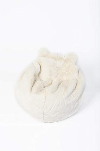 Wild & Soft - Sitzsack Eisbär