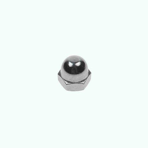 Hutmuttern, 3/8 Zoll (9,5 mm), Edelstahl der Güteklasse A2, UNC, 2 Stück