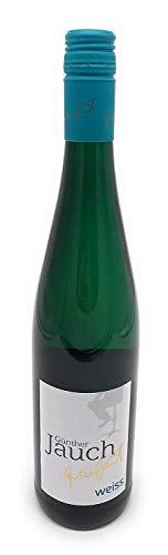Günther Jauch Wein Weiss Trocken Qualitätswein weiß 0,75 l Winzerei Made in Germany/Deutschland