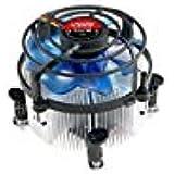 Spire Storm 954 - ventilateurs, refoidisseurs et radiateurs (Processeur, Refroidisseur, Noir, Bleu, Argent, Aluminium, 12VDC, 3 pin)