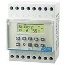 Orbis data multi anual - Interruptor horario digital data multi anual 4 circuitos