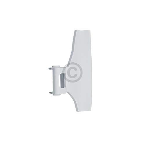 Maniglia per porta Samsung lavatrice bianco originale DC64-02430A