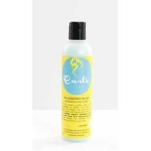 Curls Blueberry Bliss Reparative Hair Wash 236ml