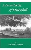 Edmund Burke of Beaconsfield PDF Books