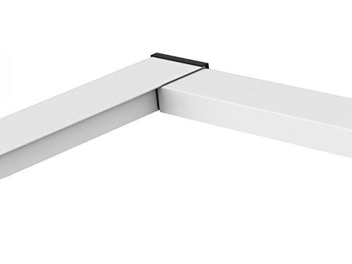 Preisvergleich Produktbild Zarge Zargenrahmen Türrahmen für Türbausatz Master Slim 120 x 240 cm