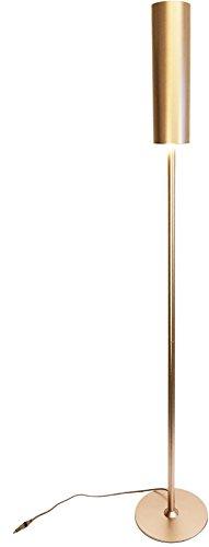 Stehleuchte LED-Lounge 50Watt, 5000Lumen, 3000K warmweiß, Helligkeit verstellbar, Anschluss zusätzliche für Leuchtmittel LED G9Für eine Verwendung von eReader gezeichnet durch das Künstler Pedro galvani ideal für Wohnzimmer Beleuchtung von 50m2