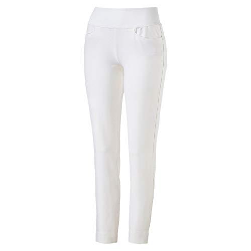 Puma Damen Pwrshape Pull On Pants Hose, Bright White, M