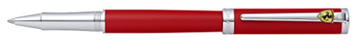 a-t-cross-intensity-fluted-ballpoint-pen-satin-red-scuderia-ferrari-collection