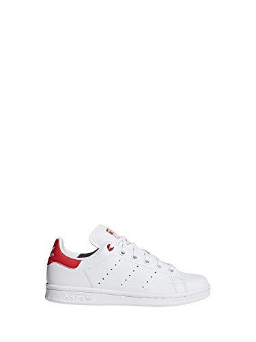 adidas-Stan-Smith-J-G27631-Scarpe-da-Ginnastica-Basse-Unisex--Bambini