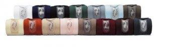 ESKADRON PONY Fleece Bandagen 4 Stück, rosa, 2.8 m x 9 cm