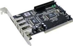 VIA-PCI Controller S-ATA SATA SATAII eSATA IDE USB #1260 [Elektronik]