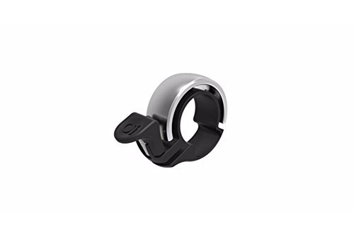 Preisvergleich Produktbild Knog Oi Bell Aluminium Small - Silver by KNOG
