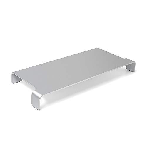 Subobo Vassoi di appoggio per PC Portatili Display per Computer Portatile con Tastiera Alluminio ingrandita tabelle di utilità