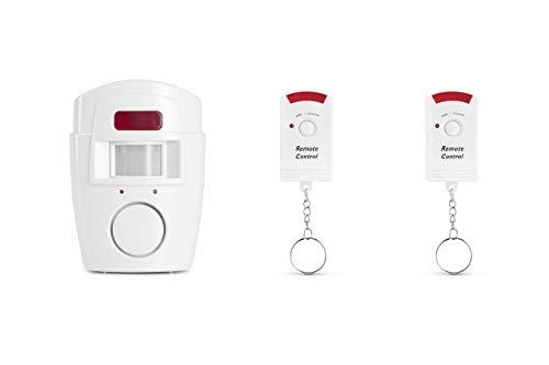 Technosmart 8715342021546 Alarm mit Bewegungserkennung, 6 V -