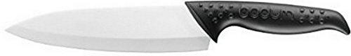 Bodum - 11313-01- Bistro - Couteau de Chef en Céramique - 18 cm - Noir