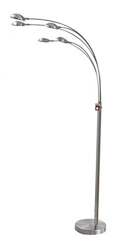 Nino MIO LED Bogenleuchte 5-flg. Mio 43290501