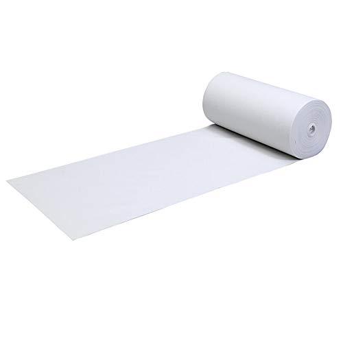 Jinrong-tappeto da sposa tappeto matrimonio tappeto nuziale passatoia tappeti -tappeto for matrimoni mostra di nozze attività di apertura for celebrazioni bianco spesso resistente all'usura (circa 2