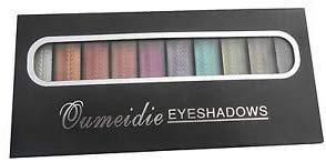GLAMOUROUI True Pearl Eye Shadow, Multicolor, 11g