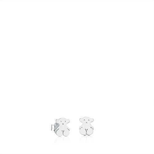 Tous orecchini a perno donna argento - 611140030
