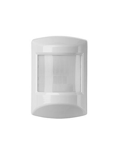 Ecolink Z-Wave plus (PIR) Haustier-immuner Bewegungssensor, einfache Installation, kompatibel mit SmartThings, weiß,  H214101A Pir-systems