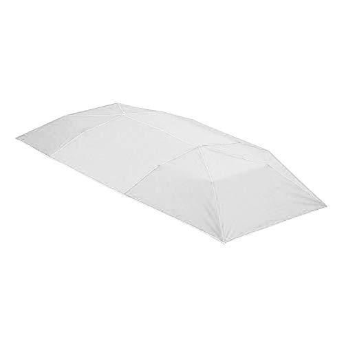 Preisvergleich Produktbild Halb automatische Markise Zelt Auto Abdeckung Outdoor Wasserdichte Gefaltet Tragbare Auto-überdachung Abdeckung Anti-UV Sun Shelter Auto Dachzelt