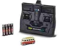 Carson Modellsport 1:87 Elektro VW Bus T1 Samba RtR