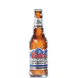 Coors Brewing Company - Coors Light 33Cl X12