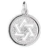 clevereve-14k-white-gold-jewish-religious-symbol-star-of-david-pendant-13-grams