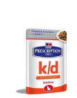 Hills Prescription Diet Feline K/D (48 x 85g)
