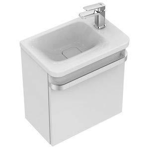 Ideal Standard Handwaschbecken Tonic II, Rechts Ablg. Rechts, 460x310x140mm, Weiß, K086701