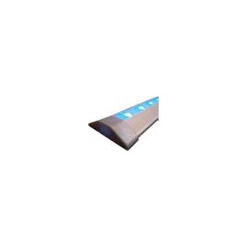 LED Schlauch Alu-Profil Kanal Prisma Endkappe