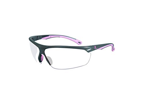 Wiley X - Remington Shooting Eyewear Clear Lenses (Grey Frame)